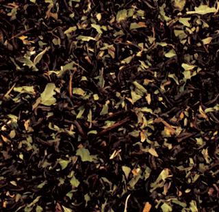 Ароматизированный черный чай МЯТНАЯ СВЕЖЕСТЬ