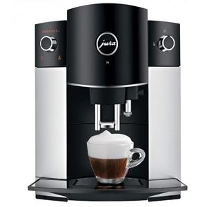 Суперавтоматическая кофемашина Jura D6 Platin EU