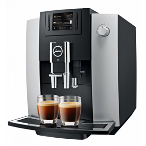 Суперавтоматическая кофемашина Jura E6