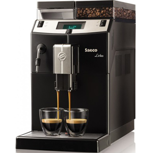 Суперавтоматическая кофемашина Saeco Lirika Black