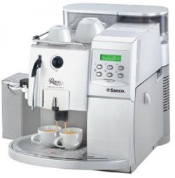 Аренда кофемашины Saeco Royal Cappuccino Silver