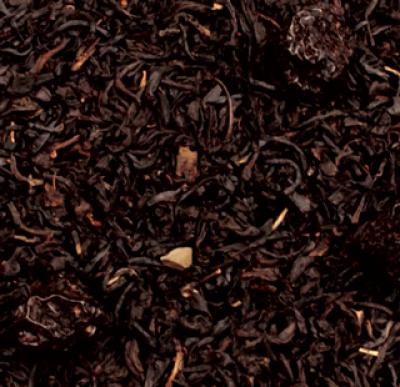Ароматизированный черный чай ЗИМНЯЯ ВИШНЯ