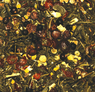 Травяной чай БОДРОЕ УТРО