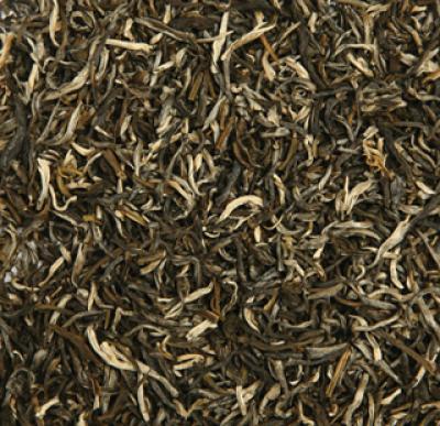 Ароматизированный зеленый чай КАПЛИ ЖАСМИНА
